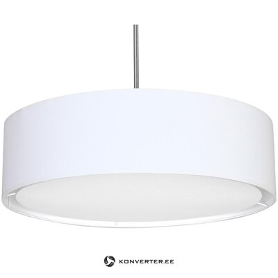 White ceiling lamp (luminex) (whole, in box)