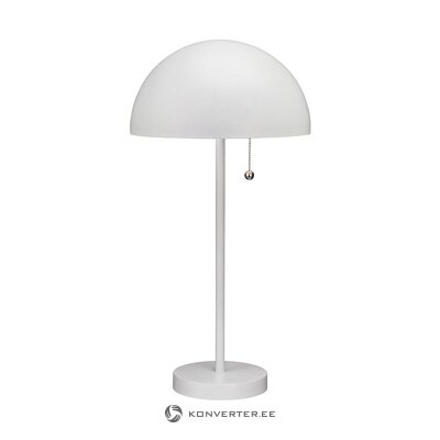 Large white design table lamp (markslöjd)