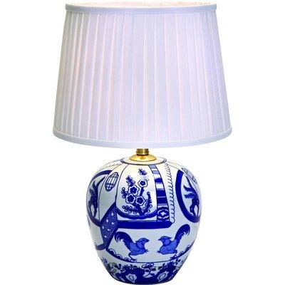 Keramikinė stalo lempa (markslöjd) (dėžutėje, visa)