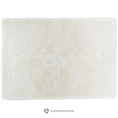 White fur rug (mint rugs)