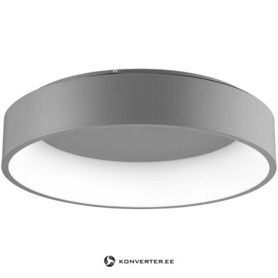 Gray led ceiling lamp (nova luce) (whole)