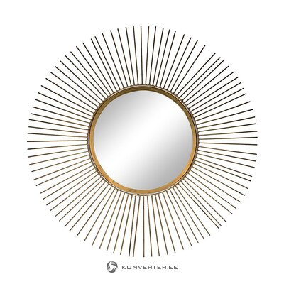 Dizaina sienas spogulis (Pomax) (ar trūkumu, zāles paraugu)