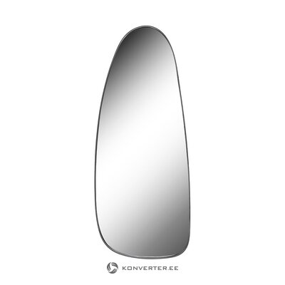 Oval wall mirror (pomax) (whole, hall sample)