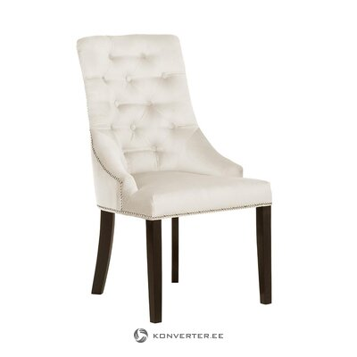 White velvet chair (port of reputation)