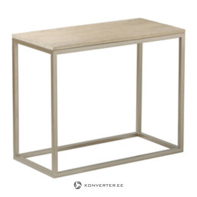 Light solid wood table (max)