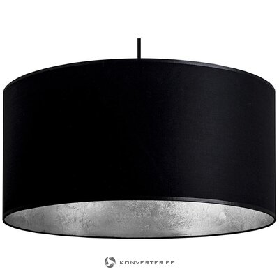 Black pendant light (sotto luce)