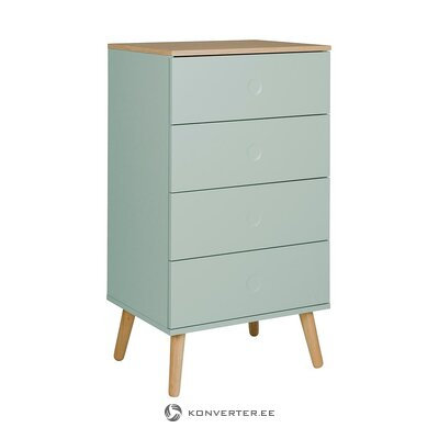 Design chest of drawers (tenzo) (healthy, in a box)
