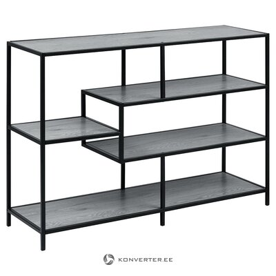 Black shelf (actona) (with defects., In a box)
