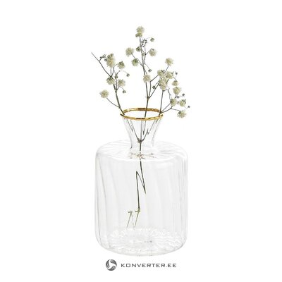 Small flower vase (andrea house) (hall sample, whole)