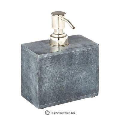 Stone soap dispenser (bahne)