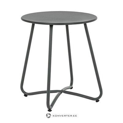 Metāla mazs dārza galds (bizzotto) (vesels, kastē)