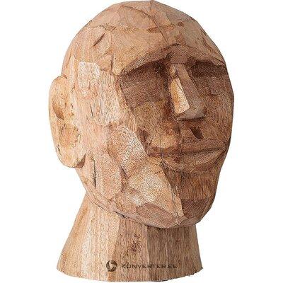 Käsitööna Valminud Dekoratiiv Nägu (Terve, Saalinäidis)