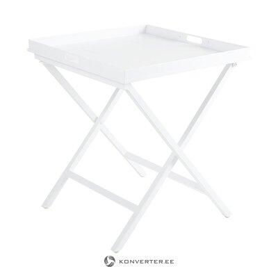 Сервировочный стол (brafab) (целый, примерочная)