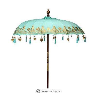 Outdoor solar umbrella (butlers)