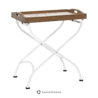 Сервировочный столик (дворецкие) (целый, в коробке)