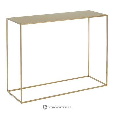 Metal console table (customform)