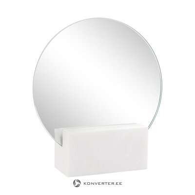 Marble base mirror (eightmood) (whole, in box)