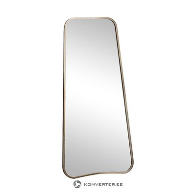 Gallery direct mirror with gold frame (in box, whole)