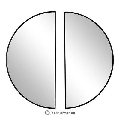 Apaļa sienas spoguļu komplekts (2gab.) (Michael)
