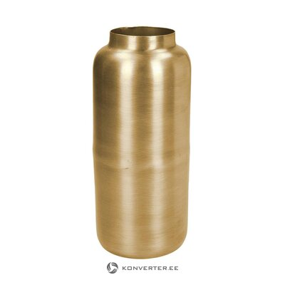 Gold flower vase (hd collection) (whole, in a box)
