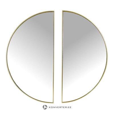 Apvalus sieninių veidrodžių rinkinys (2vnt.) (Michaelis)