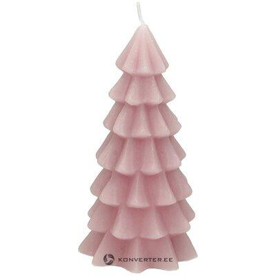 Vaaleanpunainen kynttilä (HD-kokoelma) (koko, salinäyte)