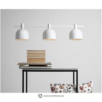 White pendant light (mecha) (whole, in box)