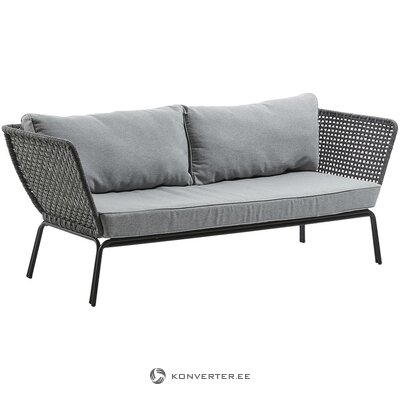 Light gray sofa (la forma)
