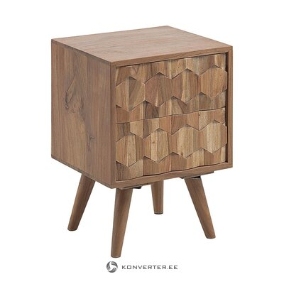 Acacia bedside table (la forma)