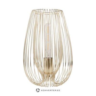 Retro table lamp lucid (leitmotiv)