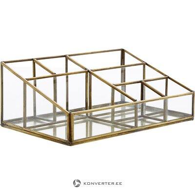 Stiklo dėžutė (monografija) (dėžutėje, visa)