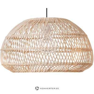 Light brown pendant light (nova luce)