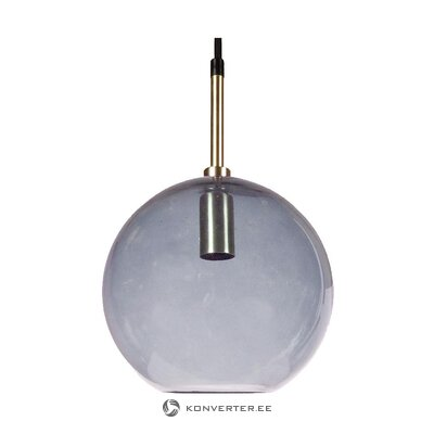 Glass pendant light (pr home)