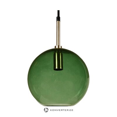 Green pendant light milla (pr home)