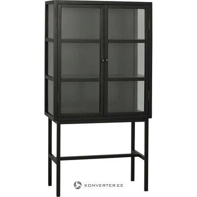 Musta näyttölaukku (marshall) (kokonainen, laatikossa)