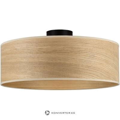 Solid wood ceiling lamp (sotto luce)