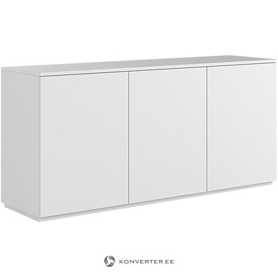 White chest of drawers (temahome)