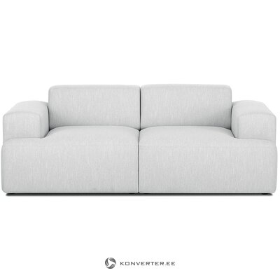 Light gray soft sofa (marshmallow)