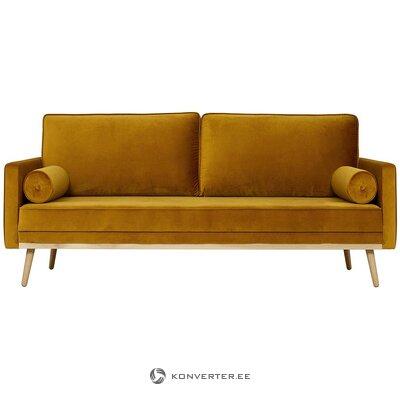 Aksominė sofa (Saint)