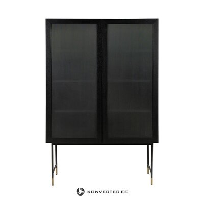 Glass front design cabinet (zago)