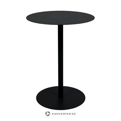 Small round dining table (zuiver) (whole, in a box)