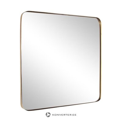 Gold framed wall mirror (bizzotto) (whole, in box)