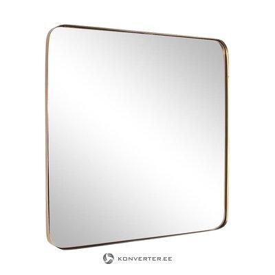 Зеркало настенное в золотой раме (bizzotto) (целое, в коробке)