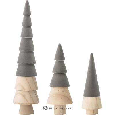Decorative decoration 3-piece (bloomingville) (in box, whole)