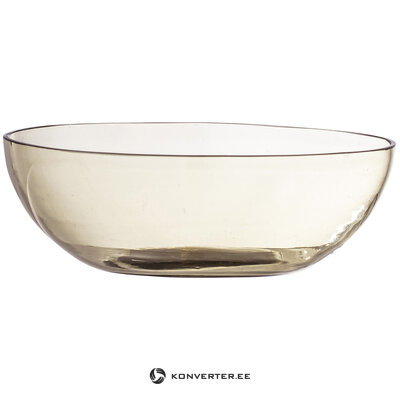 Стеклянная чаша casie (bloomingville) (образец зала, целиком)