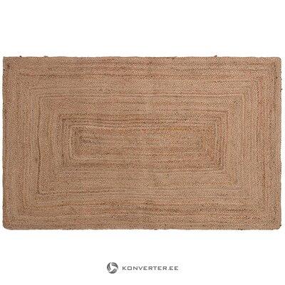 Brūns paklājs (calma house) (vesels, kastē)