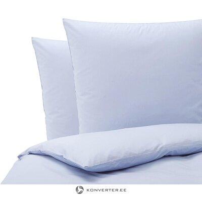 Gaiši zils gultas piederumu komplekts (pelnrušķīte) (vesels, kastē)