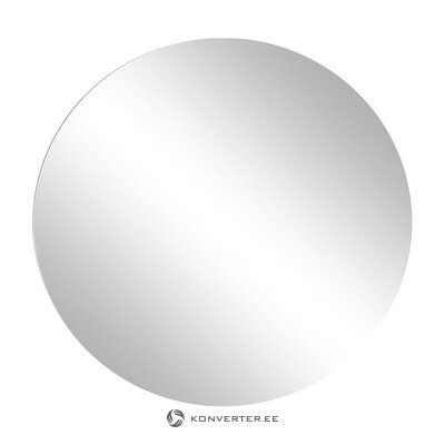 Bezrāmja sienas spogulis (astoņu noskaņu) (vesels, kastē)