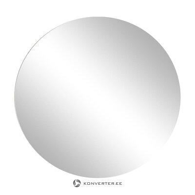 Bezrāmja sienas spogulis (astoņu noskaņu) (neskarts, zāles paraugs)