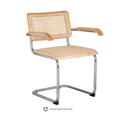 Brown-silver chair (ixia) (in box, whole)